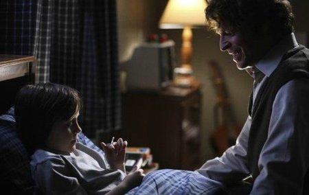 Un dilema de amor paterno: Fringe