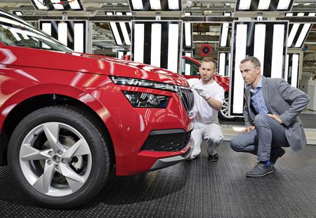 El Škoda Kamiq ya ha entrado a producción: un SUV que llegará al mercado español este mismo año