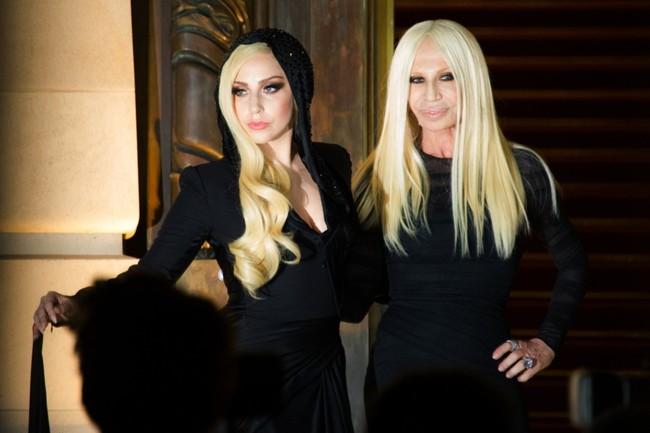 Lady Gaga interpretará a Donatella Versace en la serie sobre el asesinato de Gianni