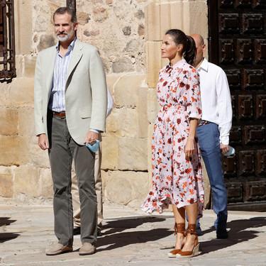 Todos los looks con los que Letizia ha triunfado durante la gira de verano por España