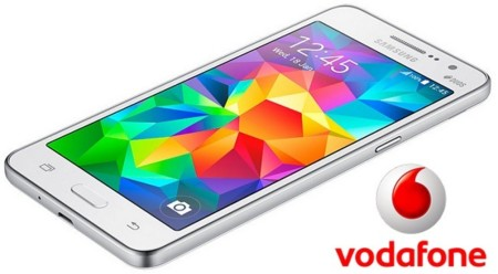 Precios Samsung Galaxy Core Prime con Vodafone