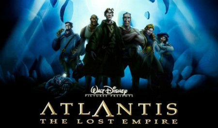 Disney: 'Atlantis: El imperio perdido', de Gary Trousdale y Kirk Wise