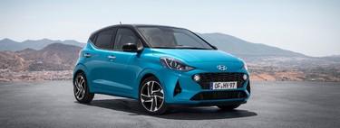 El Hyundai i10 2020 democratiza estilo y seguridad en el segmento A