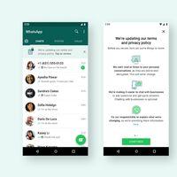 WhatsApp se retracta: la nueva política de privacidad llega el día 15, pero ahora no aceptarla no afectará a nuestra cuenta