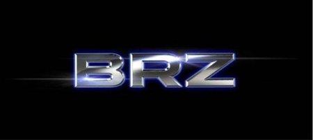 Subaru BRZ, así se llamará el hermano del Toyota FT-86