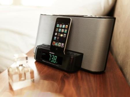 Sony insiste en que te despiertes con sus altavoces con función de despertador