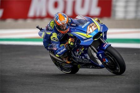 Alex Rins Motogp Valencia 2018