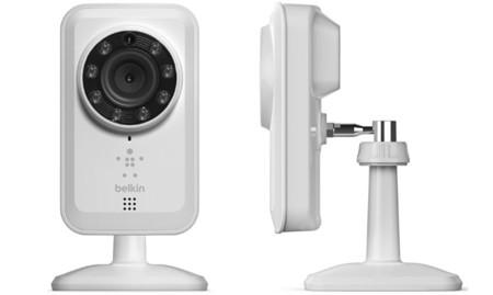 Belkin presenta su nueva cámara IP de visión nocturna NetCam