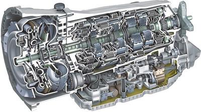 Así es 9G-TRONIC, la caja que estrenará el Mercedes E 350 BlueTec