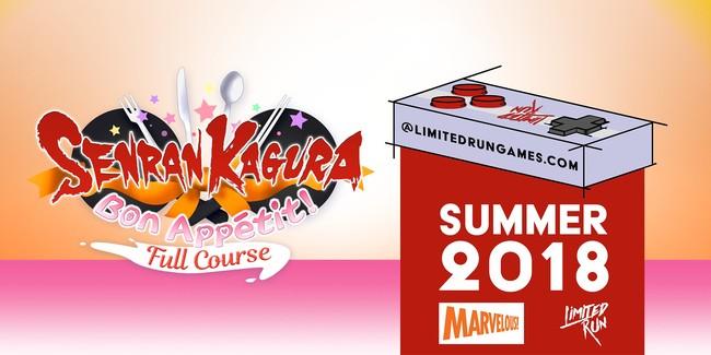Limited Run Games Senran Kagura