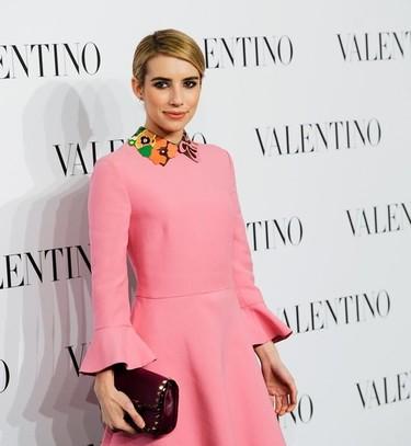 El colorido front row de Valentino Alta Costura nos deja con ganas de primavera