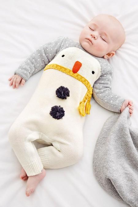 Pelele Bebe Navidad