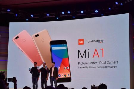 Xiaomi Mi A1: Android puro y una poderosa doble cámara para un móvil gama media que llegará a México