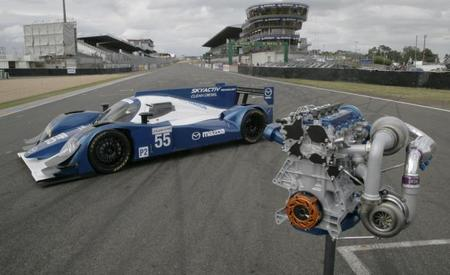 Ahora sí, Mazda apunta a Le Mans con un LMP2 diésel