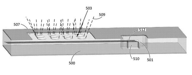 Patente Apple™ Cables Luces 2