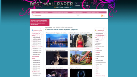 Fotos para fondo de pagina web
