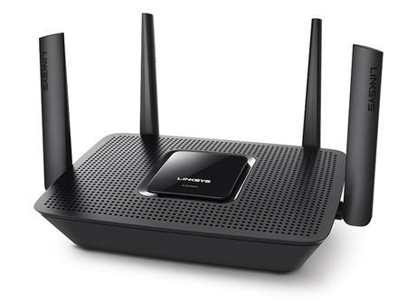 Linksys EA8300, un router WiFi AC tribanda con el que mejorar la cobertura inalámbrica en casa