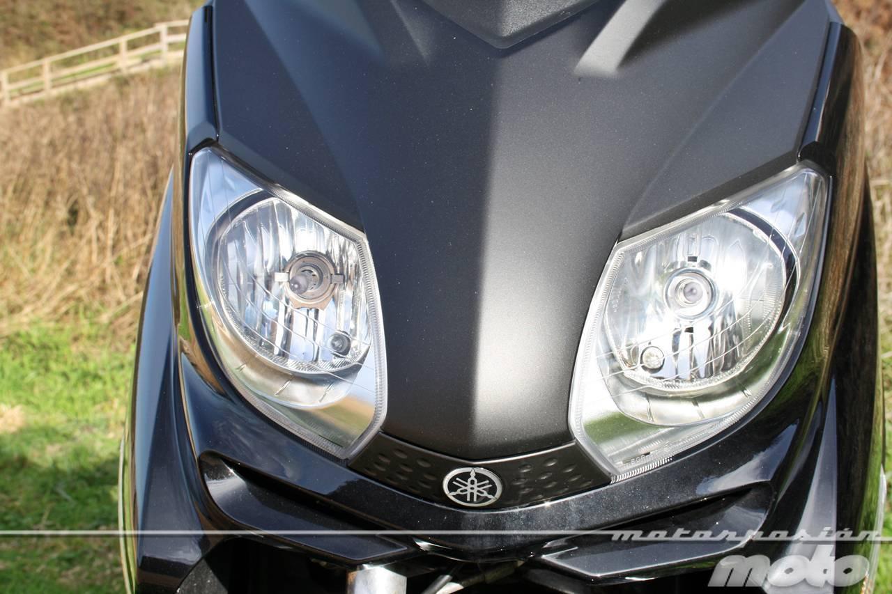 Foto de Yamaha X-MAX 125, prueba (valoración, ficha técnica y galería) (19/46)