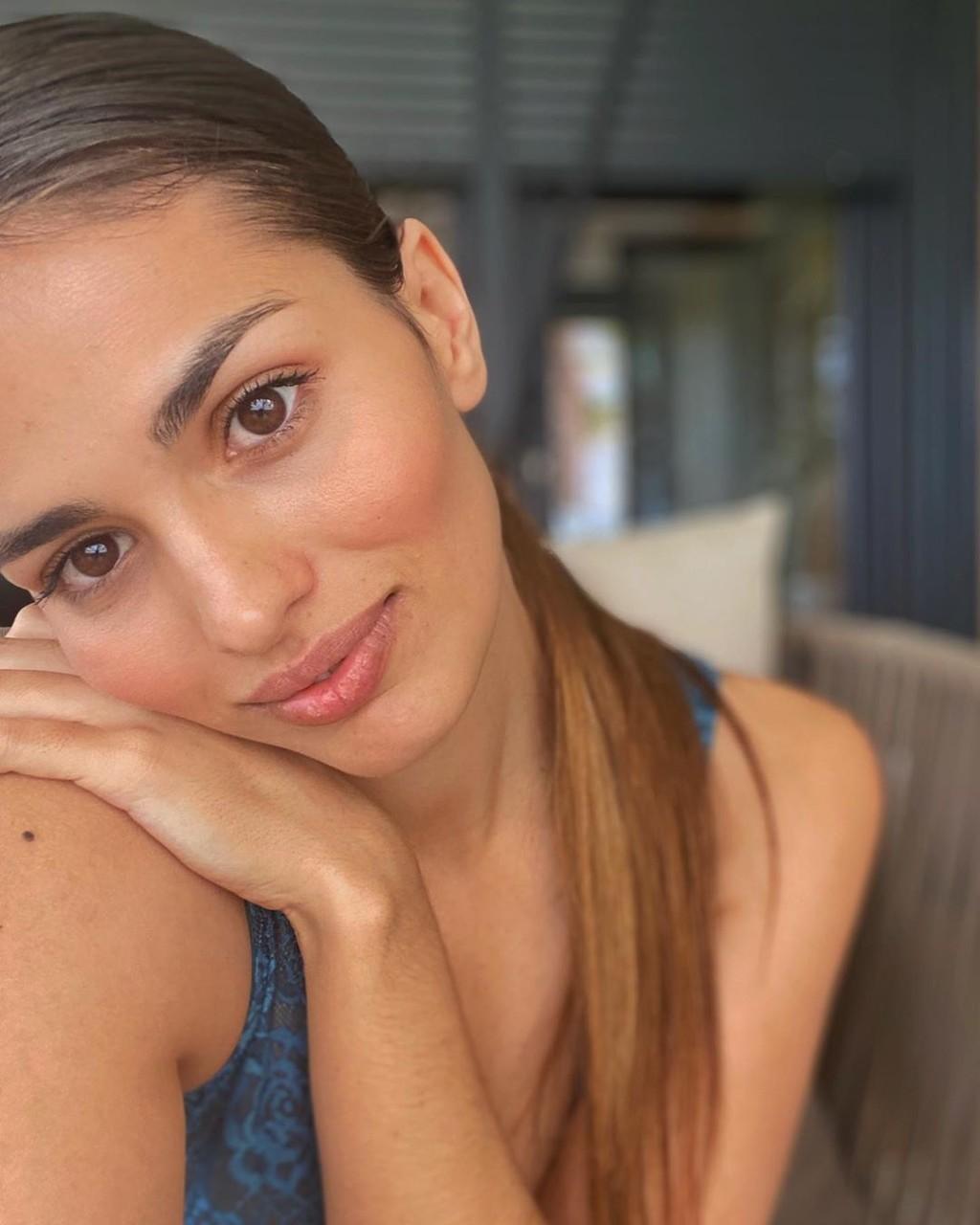 Sara Sálamo, la nueva foto de la linea de belleza vegana low cost de Lidl, Cien Skin Foodies, nos habla de sus rutinas beauty