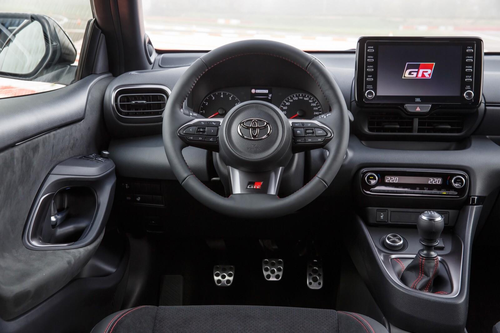 Foto de Toyota GR Yaris (Presentación)q (162/195)