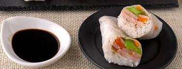 Siete recetas con salsa de soja, para un picoteo del finde con sabor oriental