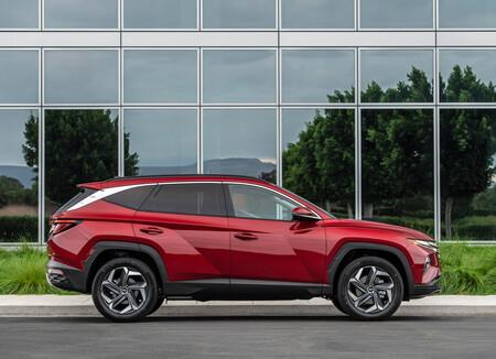 Hyundai Tucson 2022 Mexico 9