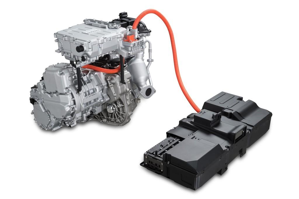 Nissan Epower 110