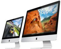 Se filtran las diferentes configuraciones opcionales de los nuevos iMac