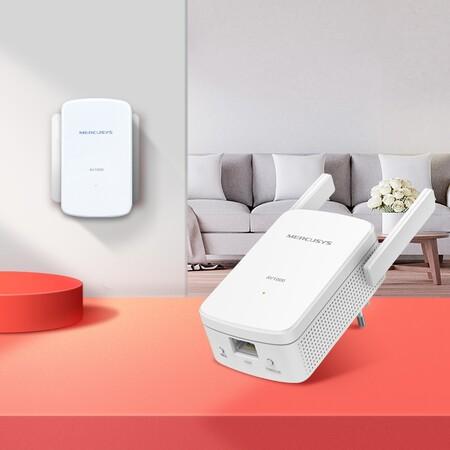 Mercusys presenta el Kit Powerline MP510: un adaptador PLC de hasta 1000 Mbps con WiFi de 300 Mbps