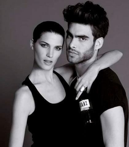 Laura Sánchez y Jon Kortajarena