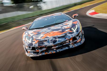 El Lamborghini Aventador SVJ será el último V12 sin electrificar de la marca italiana