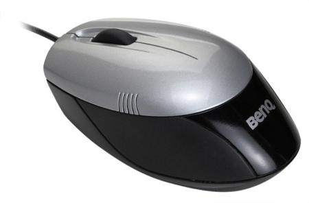 BenQ P250, ratón para portátiles