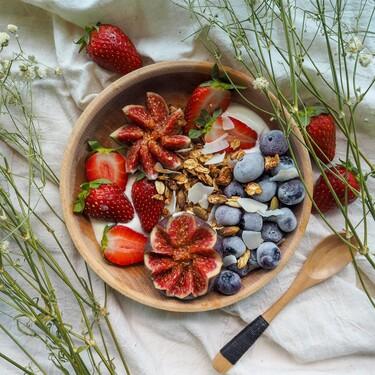 15 recetas para tomar fruta a todas horas de una forma fácil, original y sabrosa