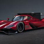 Mazda RT24-P, o cuando el diseño de competición no está reñido con la belleza exterior