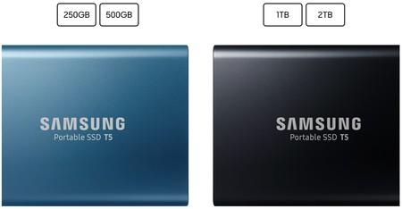 Samsung Ssd T5 8