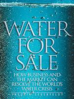 Agua a la venta