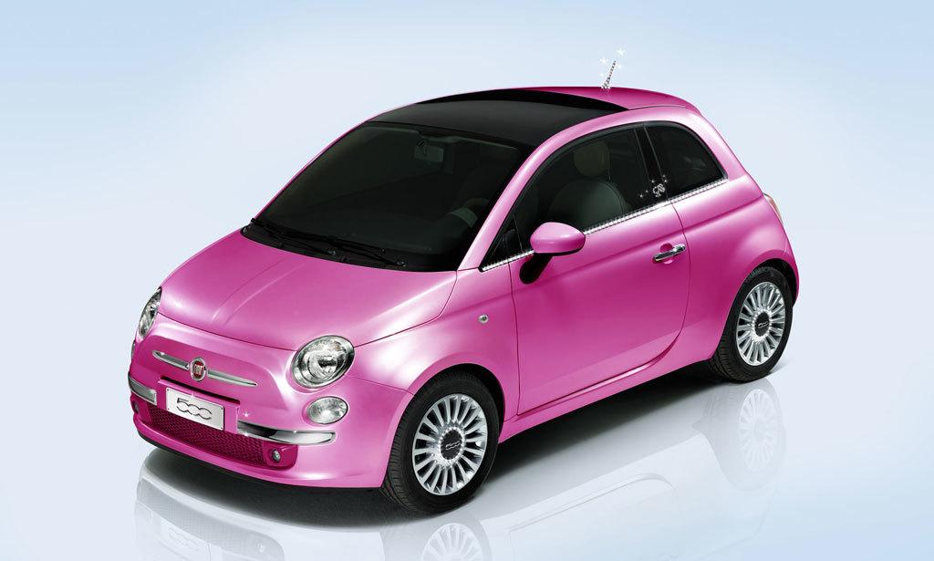 Foto de Fiat 500 Barbie (1/4)