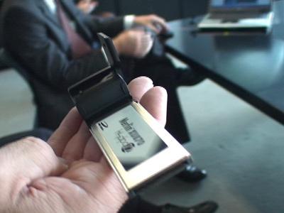 Microsoft quiere portátiles con 3G integrado