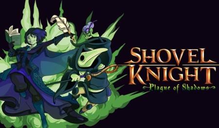 Shovel Knight presenta su expansión Plague of Shadows que será gratuita y llegará pronto