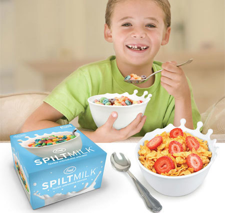 Spilt Milk, divertido bowl para los peques