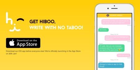 Hiboo, el mensajero instantáneo de iOS para los más impacientes