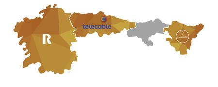 El Grupo Euskaltel inicia un plan de expansión en España para captar 90.000 nuevos clientes