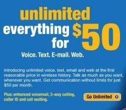 """MetroPCS en USA lanza tarifa """"todo por $50"""""""