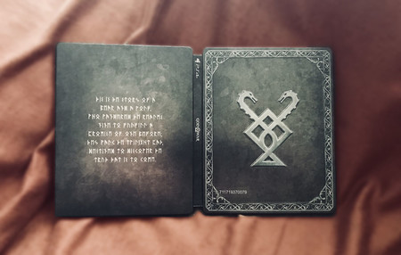 ¿Qué significan las runas del steelbook de God of War?