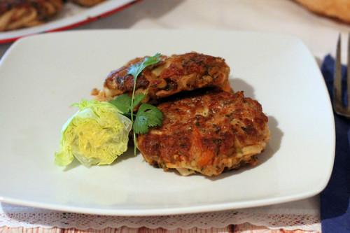 Receta de crab cakes, los pasteles americanos de cangrejo que conquistan el mundo
