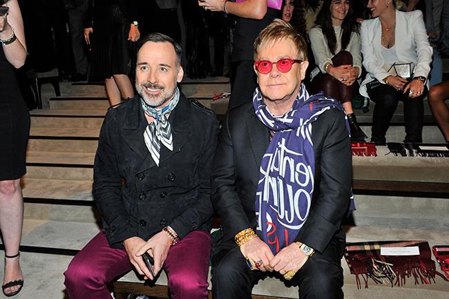 Foto de Los Beckham al completo, Chiara Ferragni, Cara Delevingne... en la fiesta del año de Burberry (13/33)