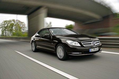 El Mercedes Benz CL 2011 ya tiene precios