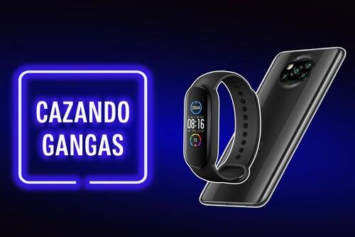 Cazando Gangas: Xiaomi Mi Band 5 a precio de regalo, Poco X3 en súper oferta y muchas más rebajas