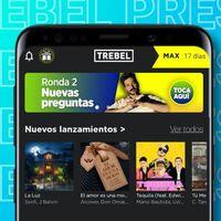 Podcast, streaming de conciertos, e-books y música gratis en 2021: así es como Trebel quiere competir contra Spotify en México