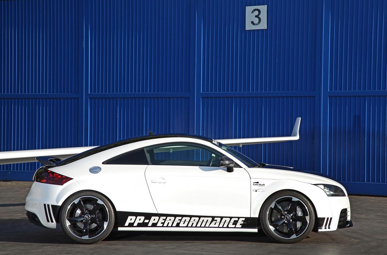 di TT RS por PP-Performance y Cam Shaft